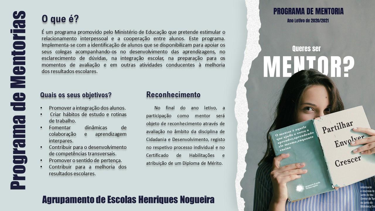 programa mentorias